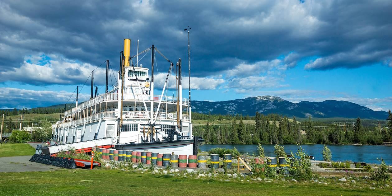 S.S. Klondike - Whitehorse - Canada