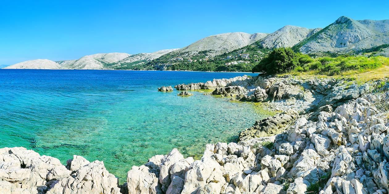 Île de Krk - Croatie