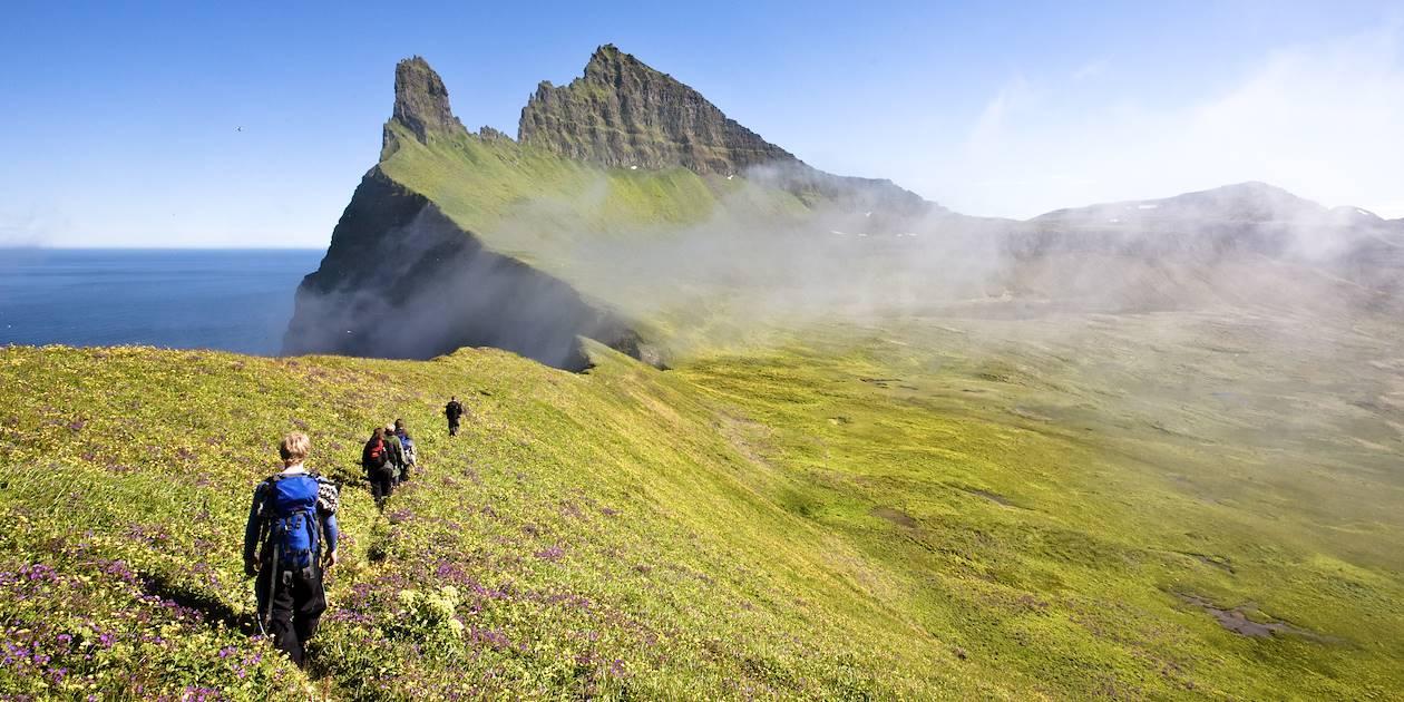 Hornbjarg - Isafjordur - Islande