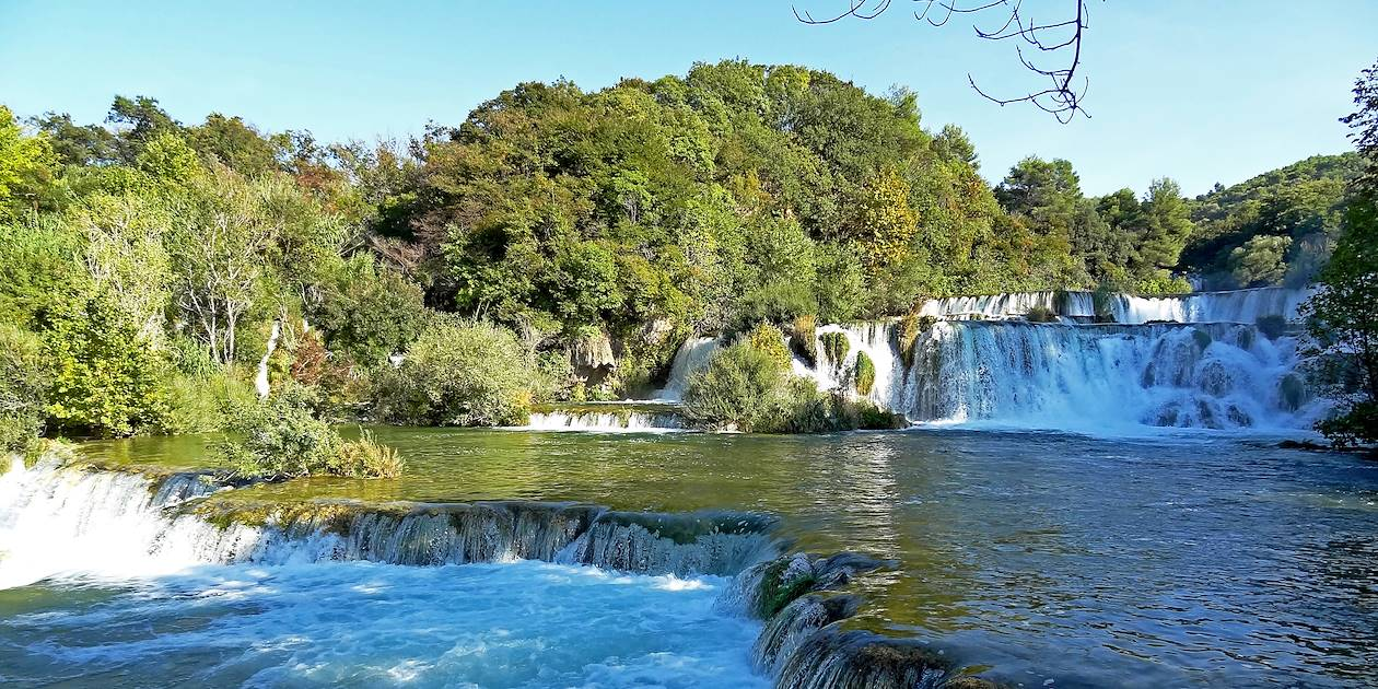 Parc national de Krka - Dalmatie - Croatie - Europe