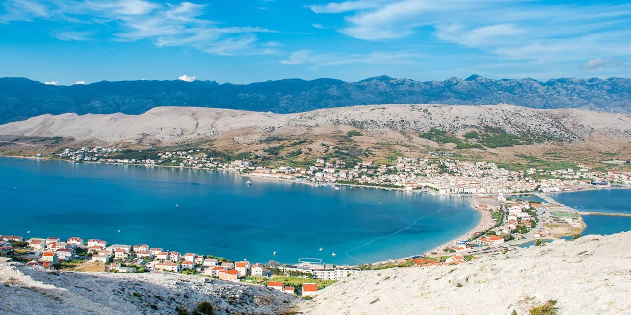 Ile de Pag - Comitat de Zadar - Croatie