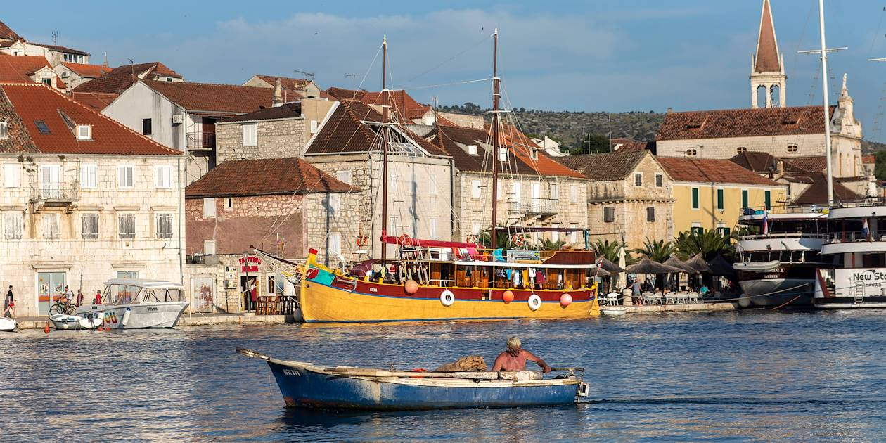 Milna: village de pêcheurs - Île de Brac - Croatie