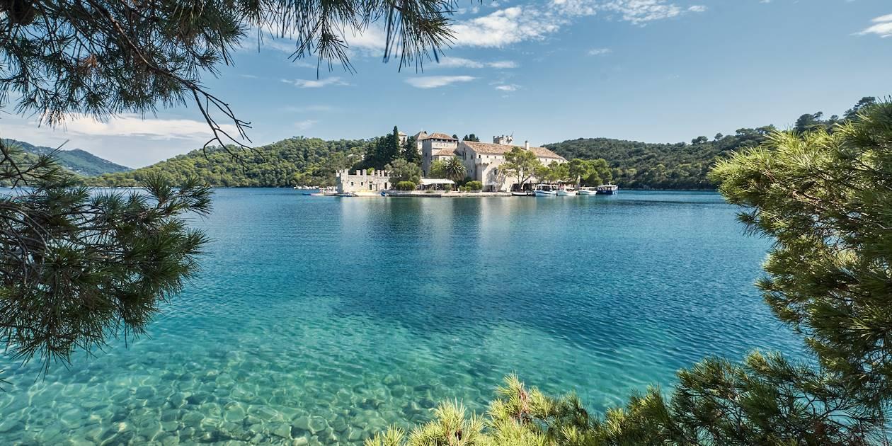 Parc national de l'île de Mljet - Dalmatie - Croatie