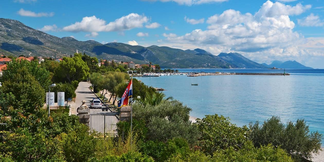Peljesac - Dalmatie - Croatie
