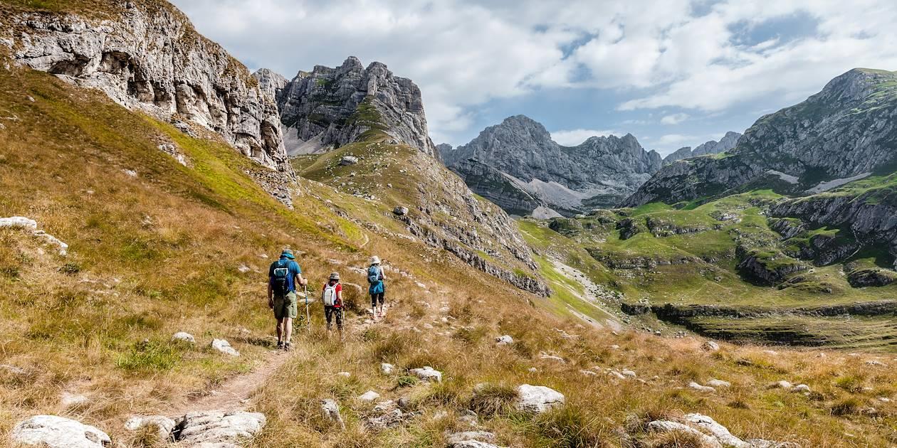 Randonnée dans le Parc National de Durmitor - Monténégro