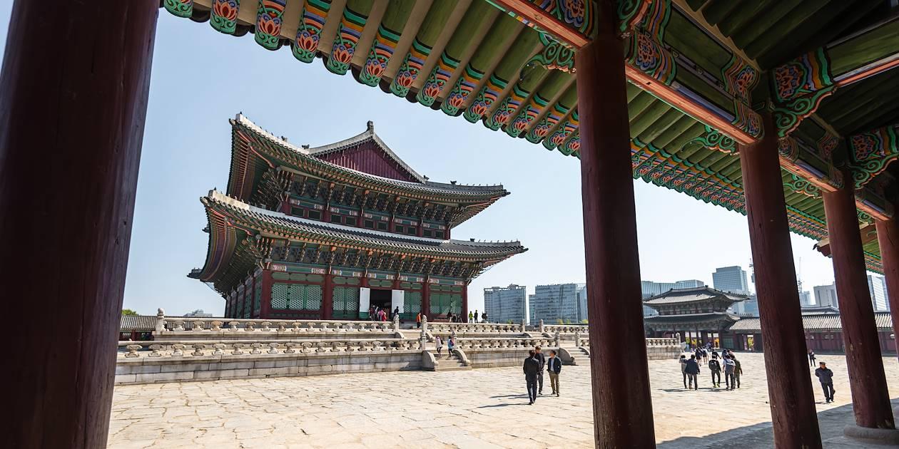 Palais de Gyeongbokgung - Séoul - Corée du Sud