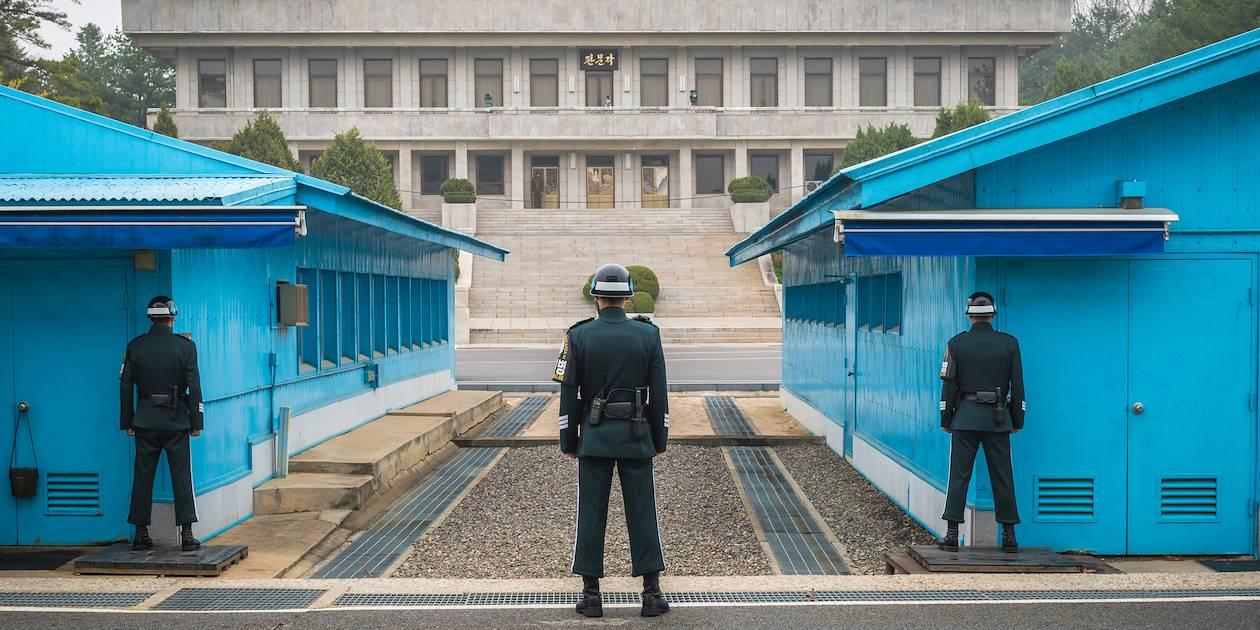 Zone coréenne démilitarisée - Corée du Sud