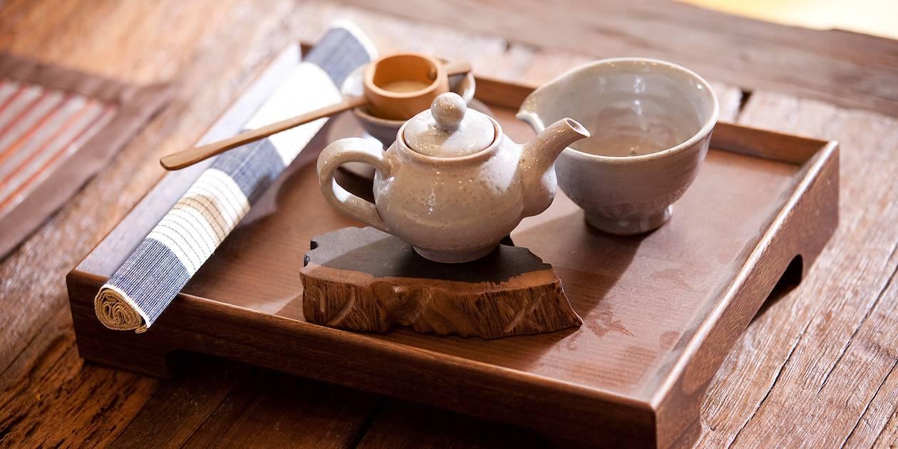 Thé traditionnel - Corée du Sud