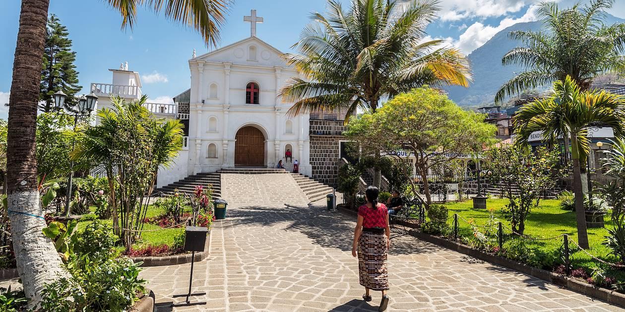Eglise Saint-Pierre - San Pedro La Laguna - Guatemala