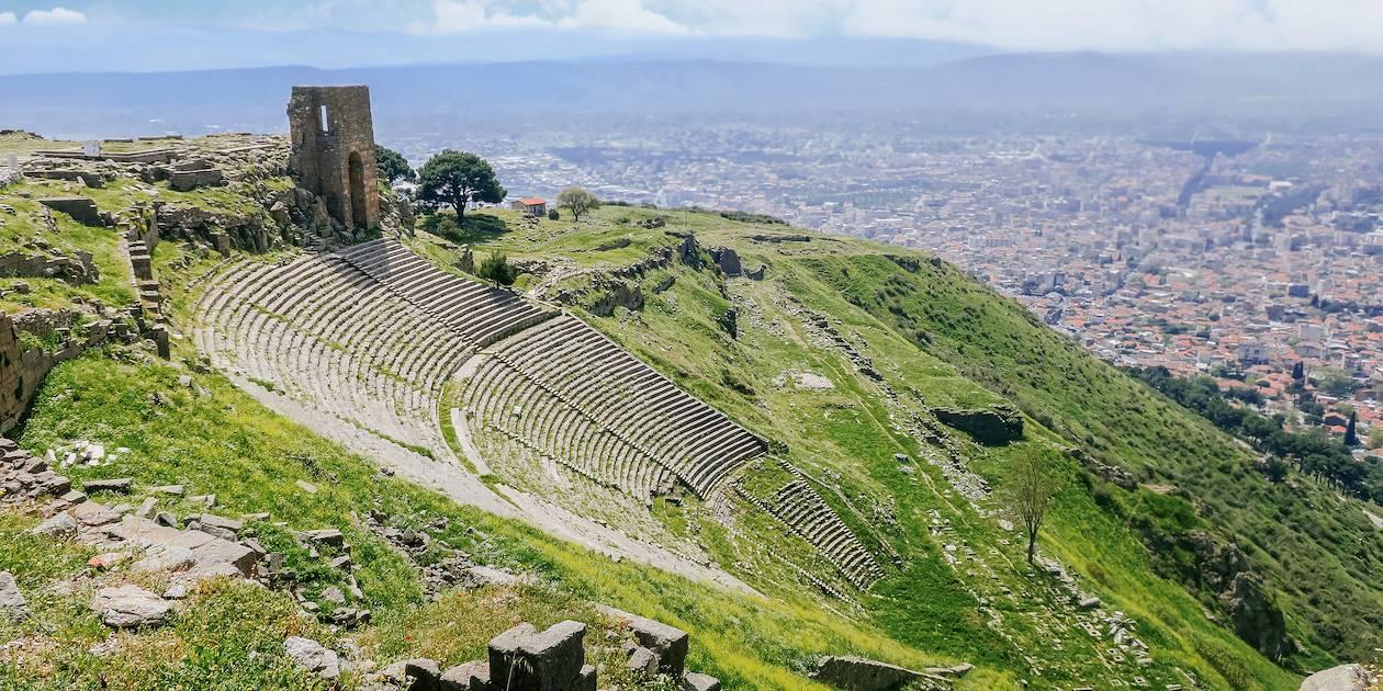 Amphithéâtre de Pergame - Turquie