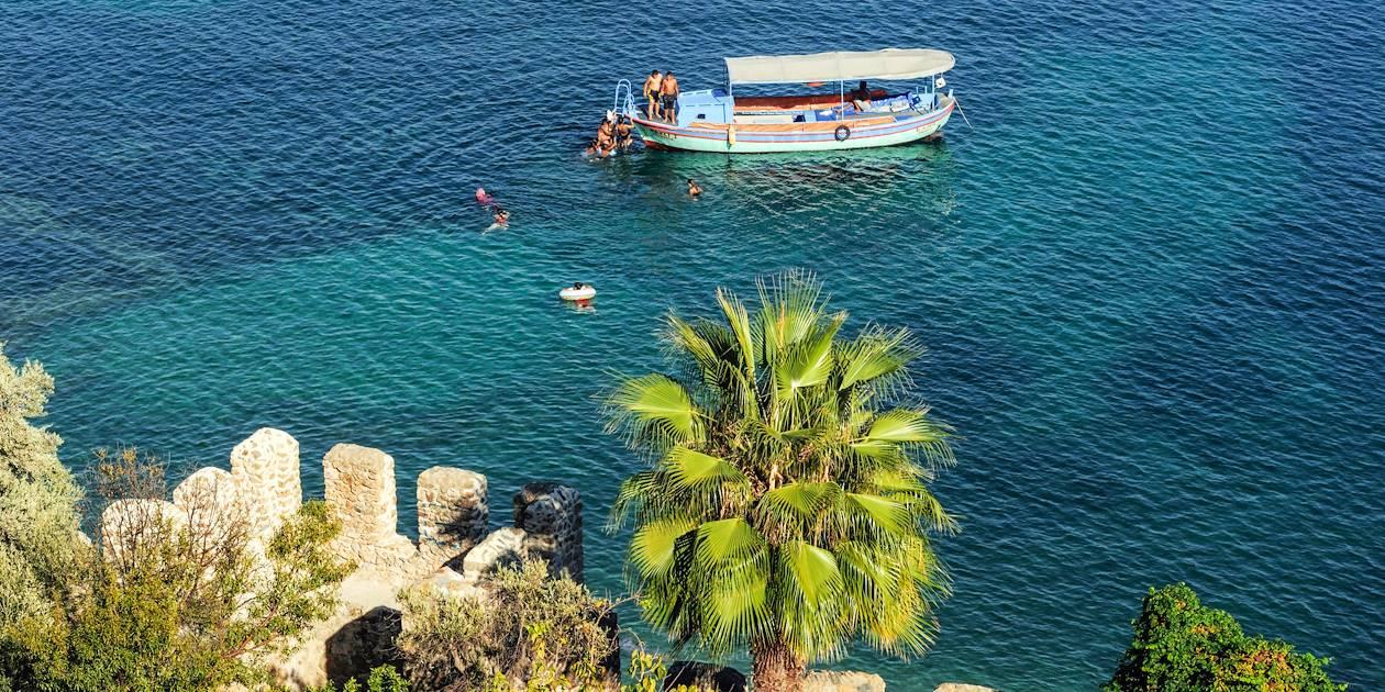 Alanya - Côte lycienne - Turquie