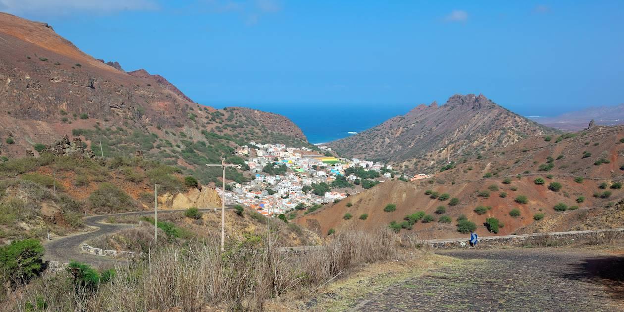 Vallée de Ribeira Brava - Ile de São Nicolau - Cap Vert