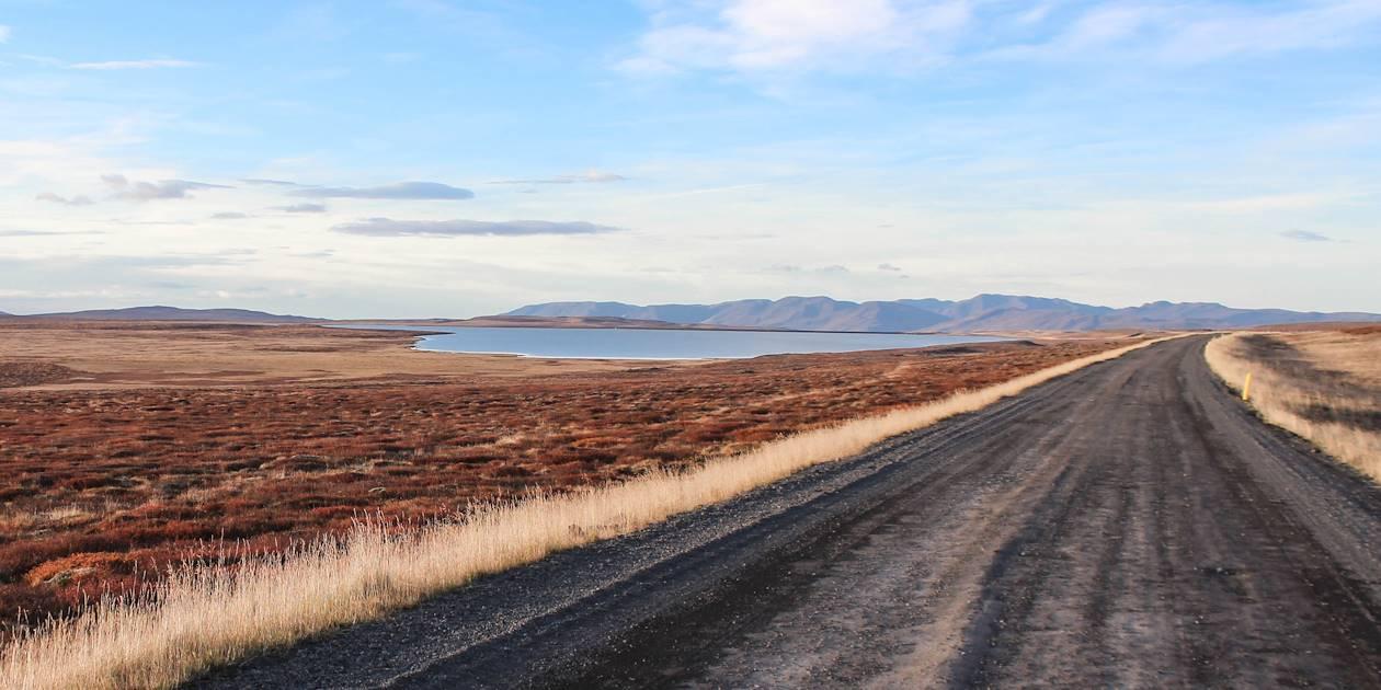 Kjölur - Hautes Terres d'Islande - Islande