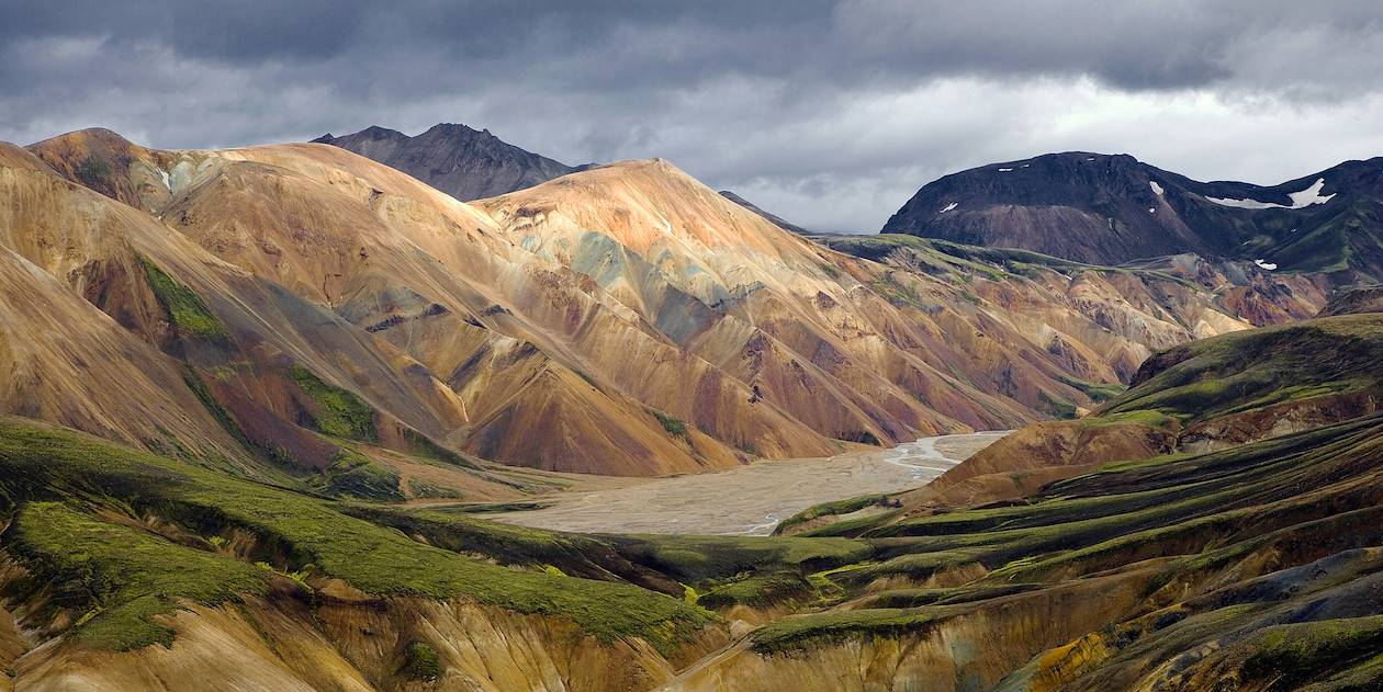 Landmannalaugar - Fjallabak - Islande