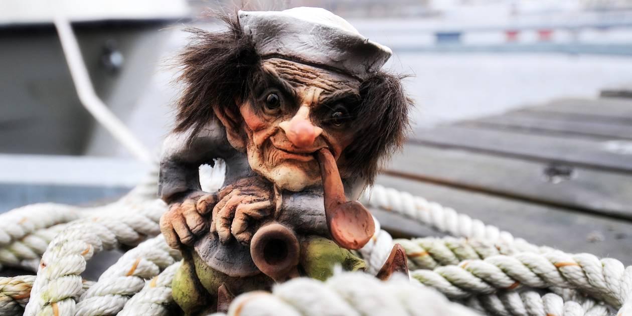 Troll, personnage de la mythologie nordique - Norvège
