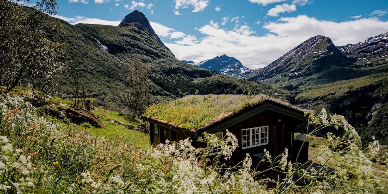 Westeras Gard - Geiranger - Norvège