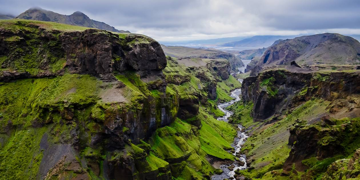 Thorsmork - Islande