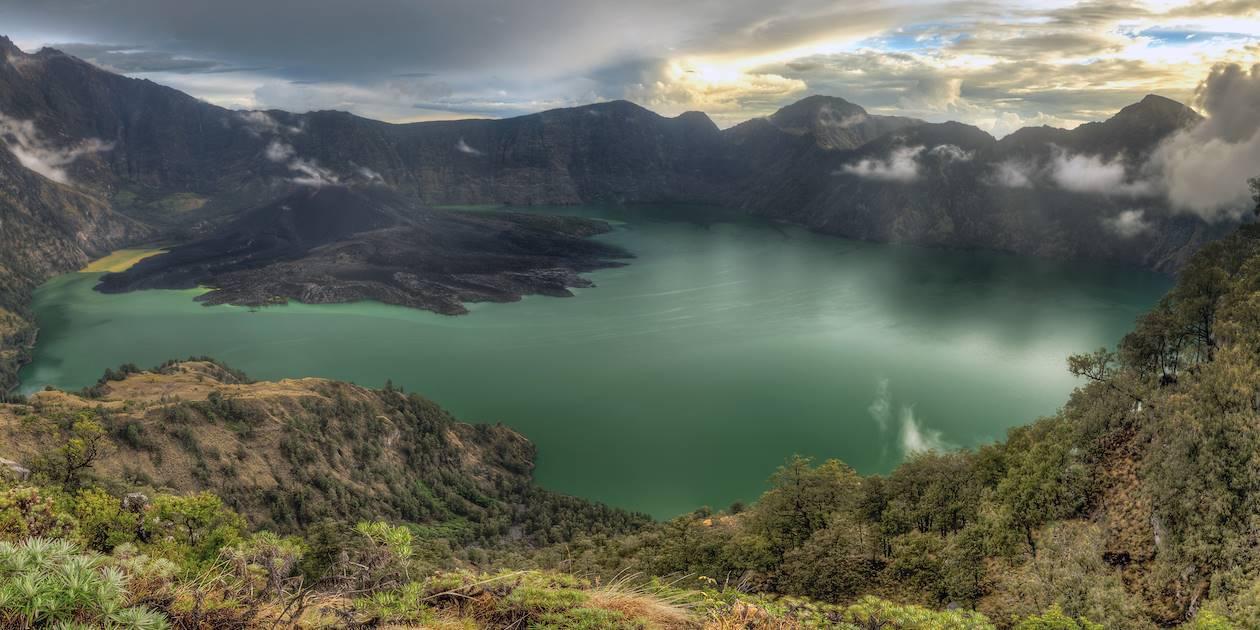 Volcan Rijani - Lombok - Indonesie