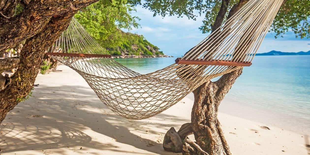 Farniente sur la plage - Koh Chang - Thaïlande
