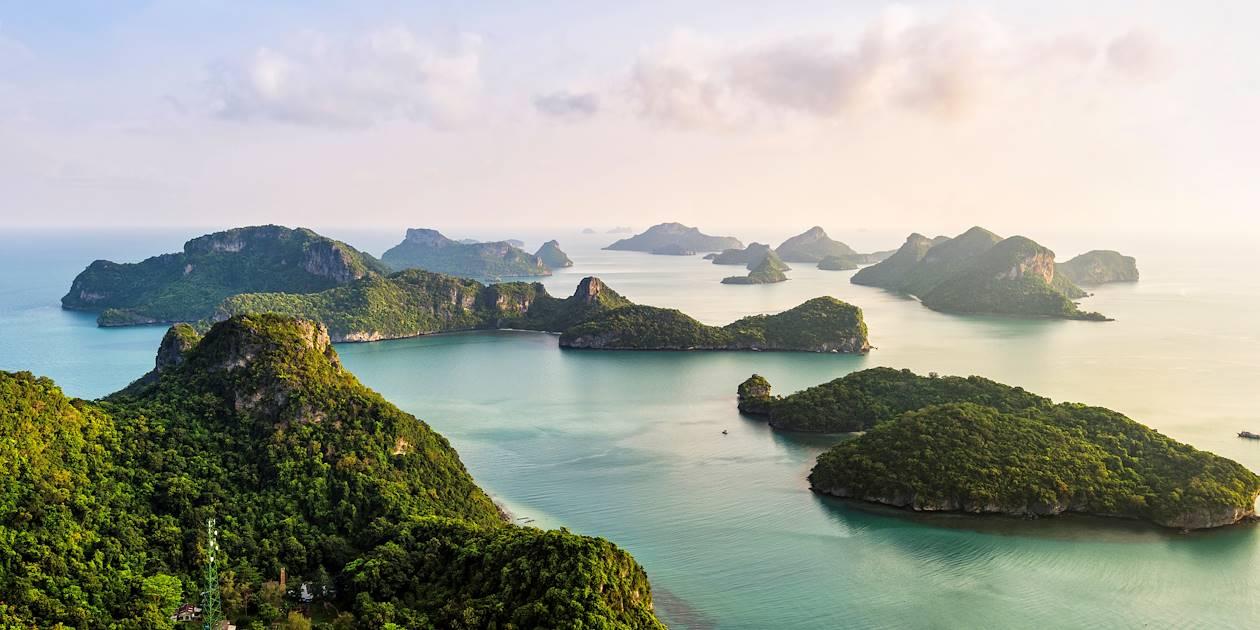 Parc national marin Mu Ko Ang Thong - Thaïlande