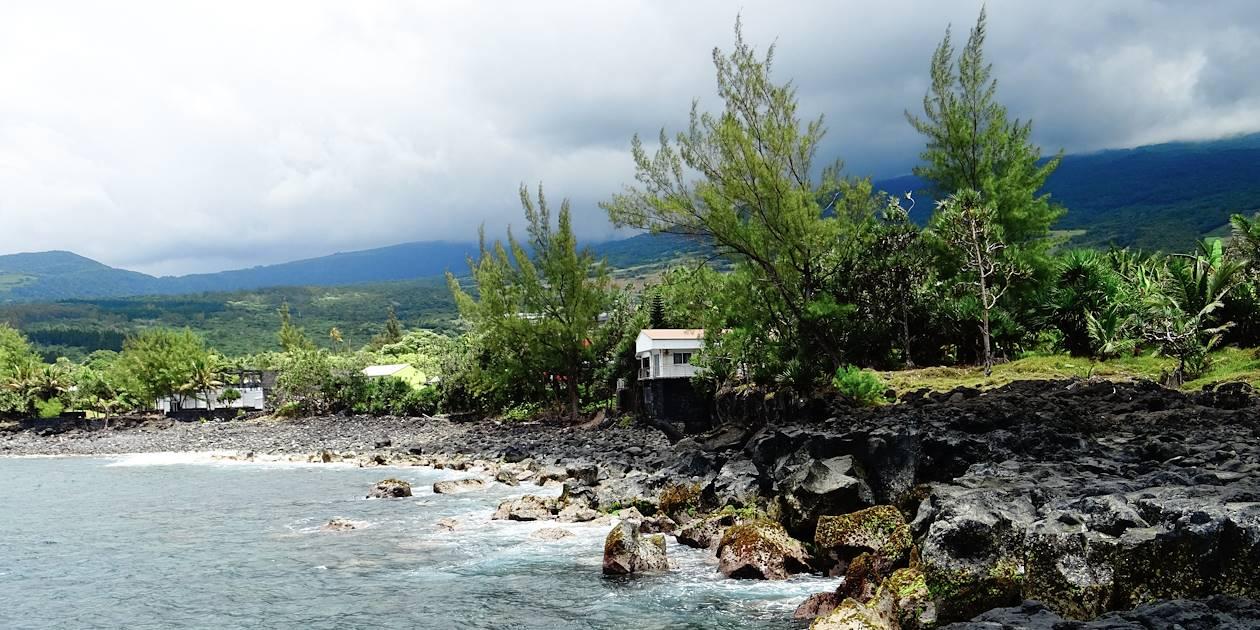 Le Cap Méchant à Saint-Philippe - La Réunion