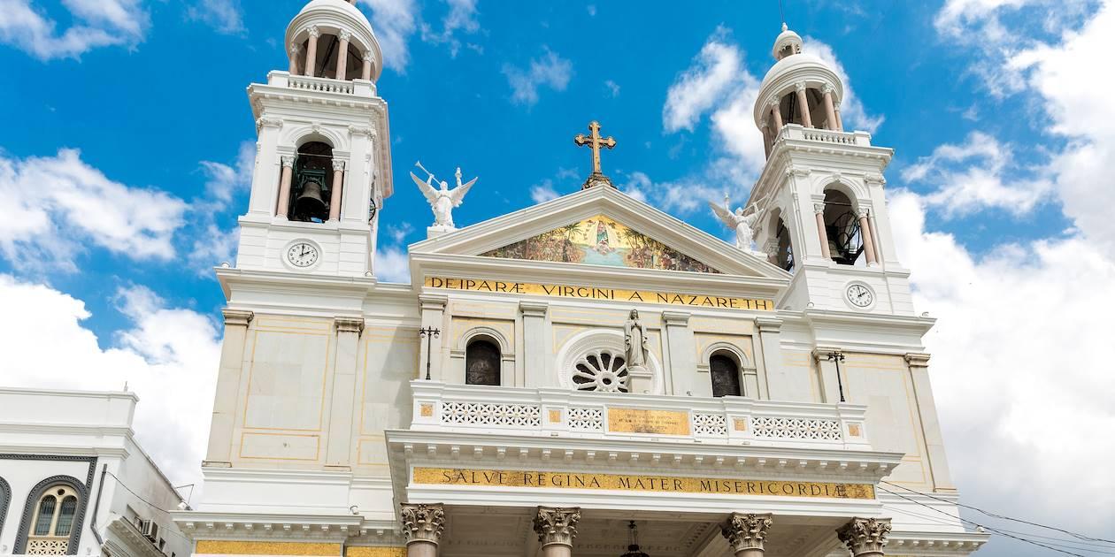 La basilique de Nossa Senhora de Nazaré - Belem - Brésil