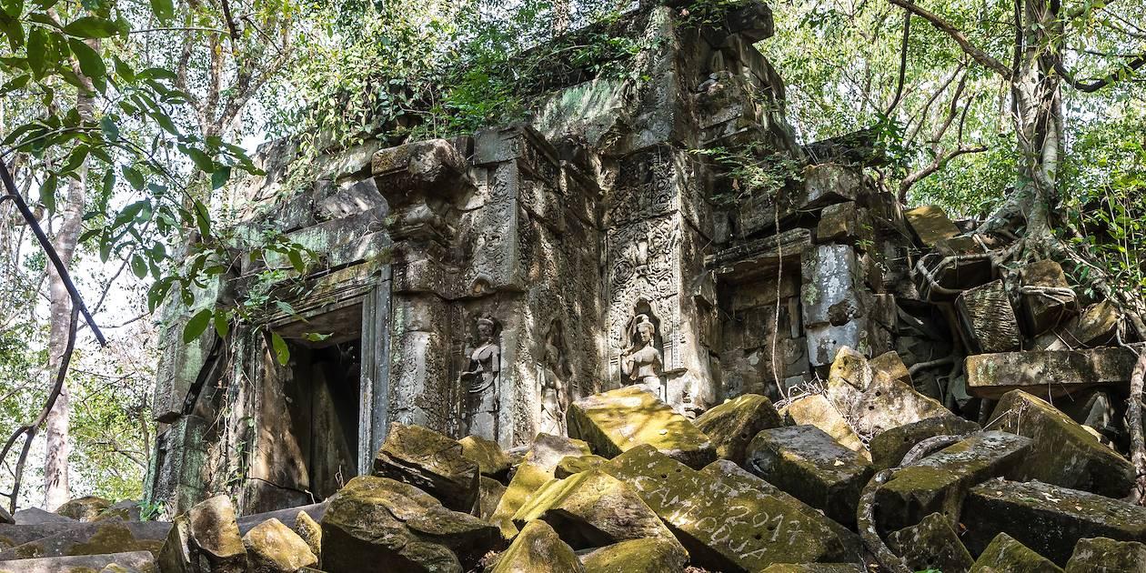 Le temple Beng Mealea - Cambodge