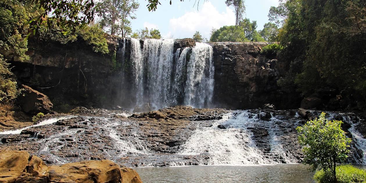 Cascade Bou Sra - Mondulkiri - Cambodge
