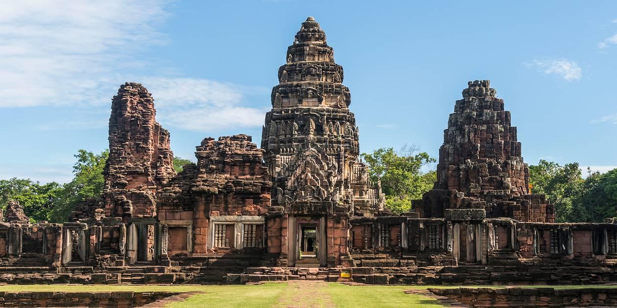 Angkor Wat, un des temples d'Angkor - Cambodge