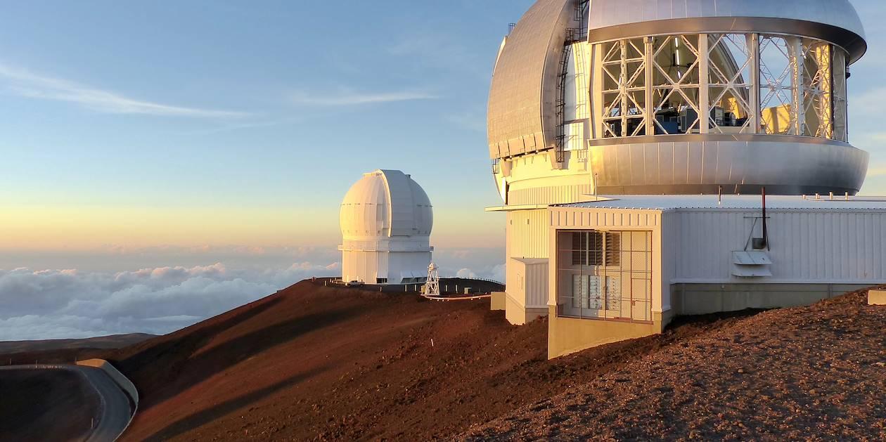 Observatoire Gemini - Mauna Kea - Big Island - Hawaï
