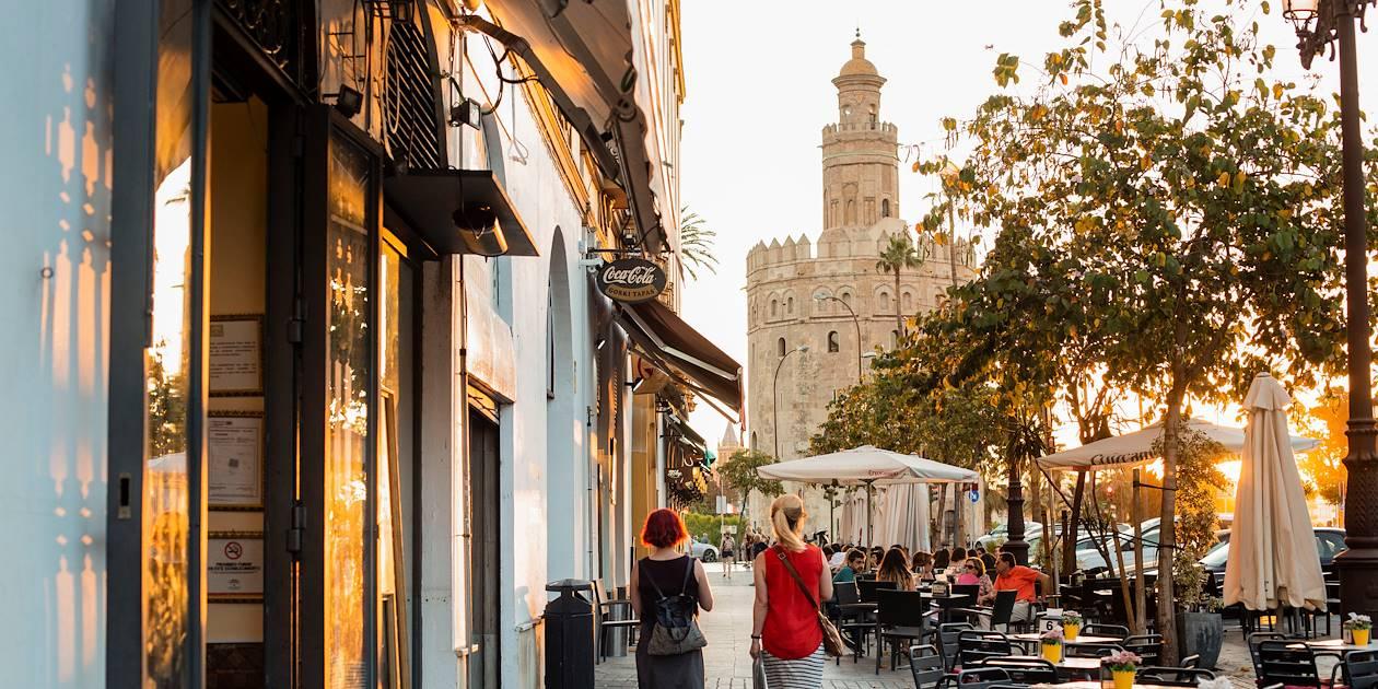 Tour de l'Or de Séville - Andalousie - Espagne