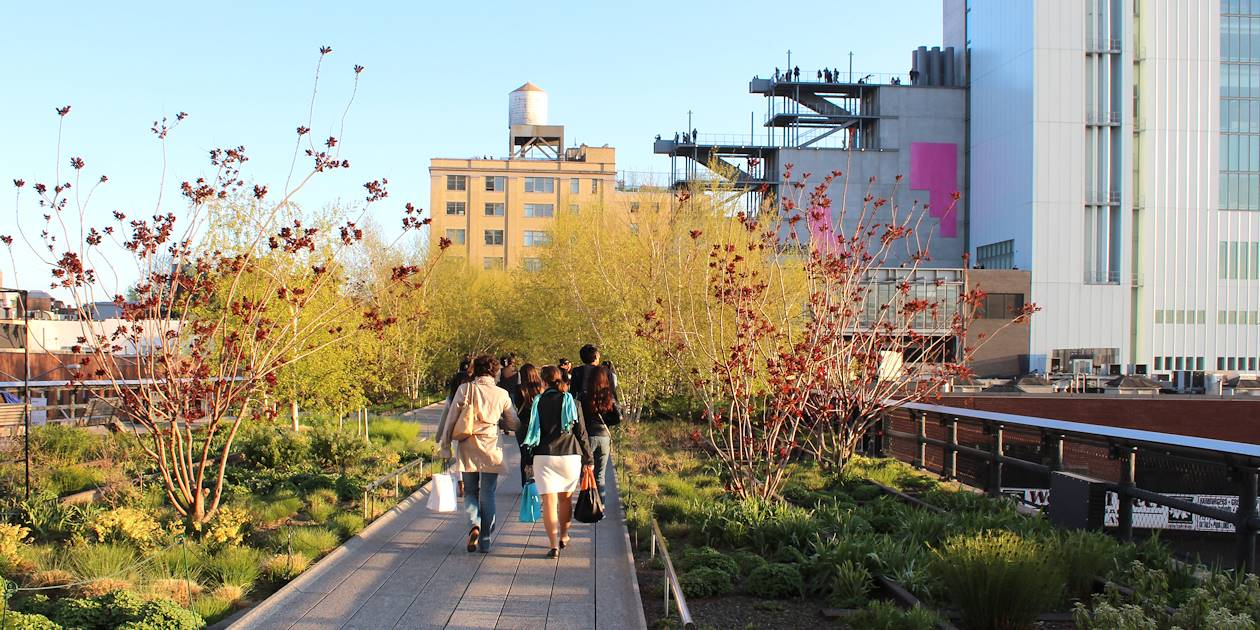 High Line - New York - Etats-Unis