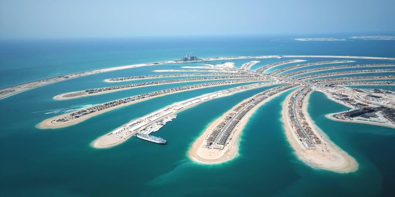 The Palm Jumeirah - Dubaï - Emirats Arabes Unis