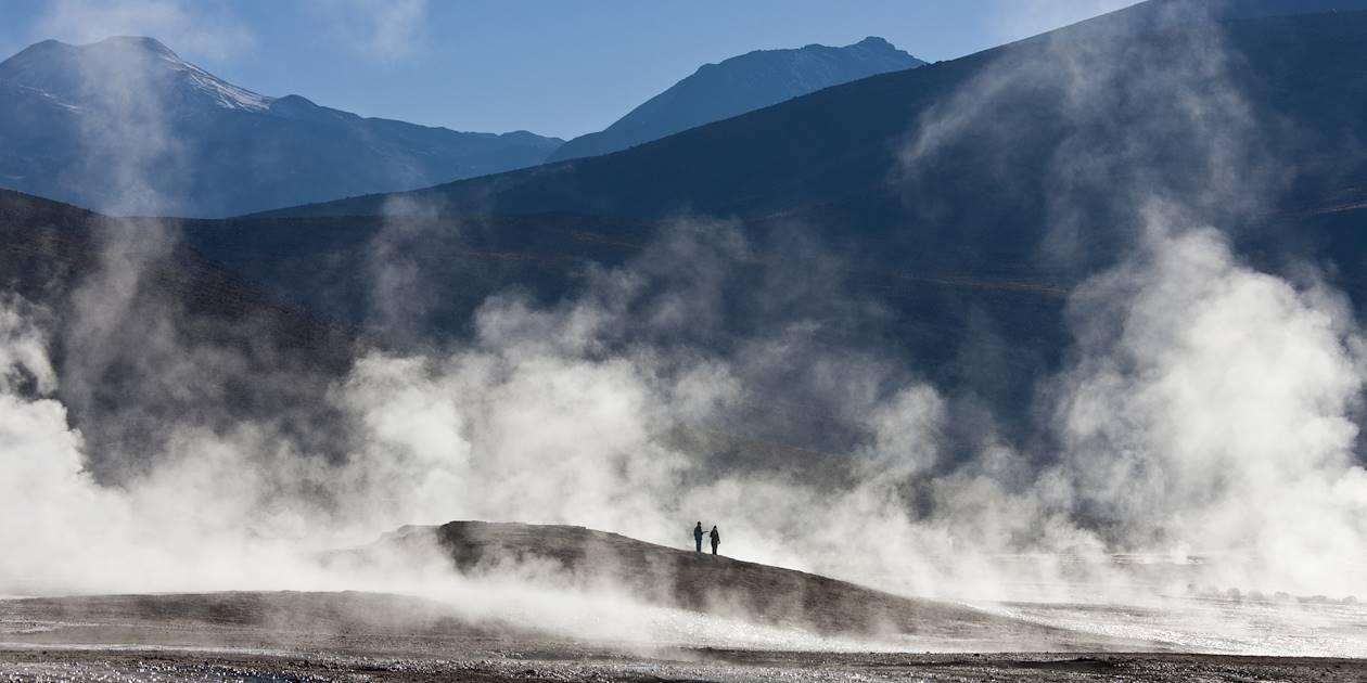 Geysers d'El Tatio - Région d'Antofagasta - Chili