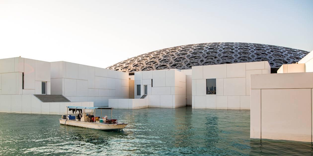 Le musée Louvre d'Abou Dhabi - Abou Dhabi - Emirats Arabes Unis