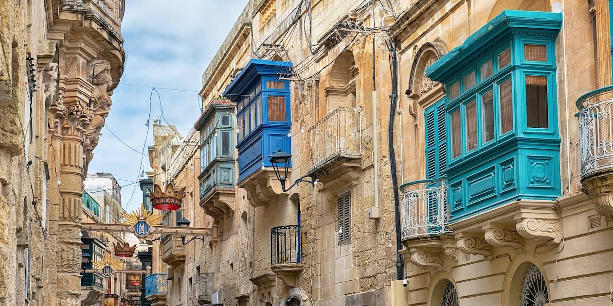 Dans les rues de Rabat - Malte