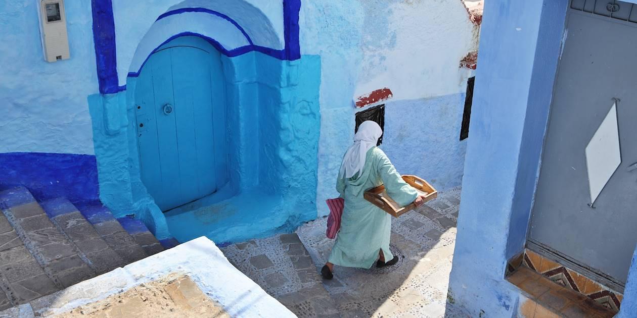 Médina de Chefchaouen - Maroc