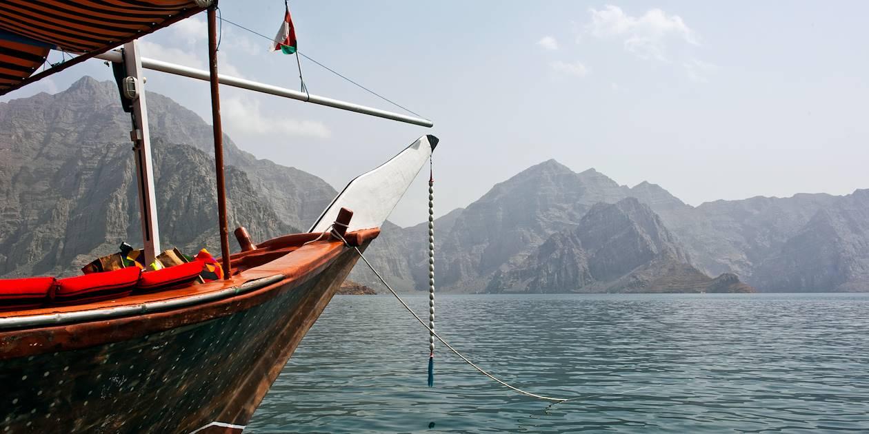 Telegraph Island - Oman