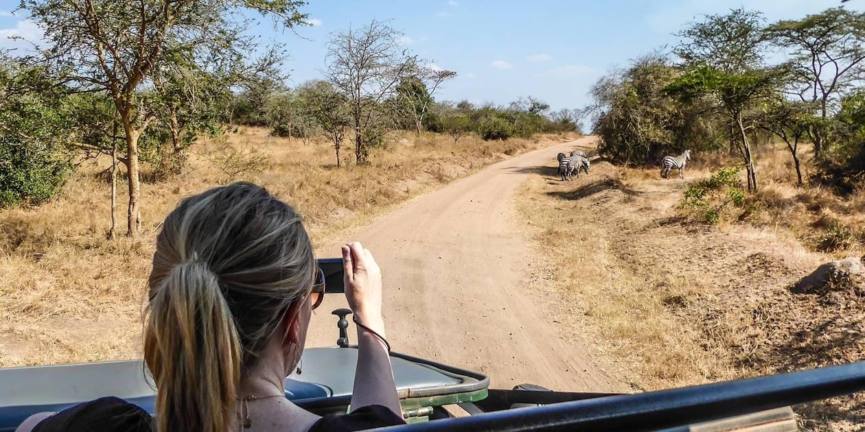 Safari photo - lac Mburo - Ouganda