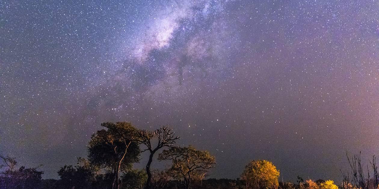 Nuit étoilée - Tanzanie
