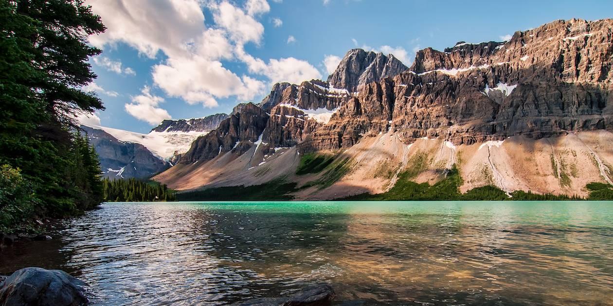 Bow Lake - Parc national de Banff - Canada