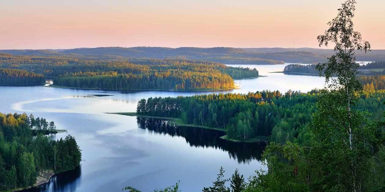 Le Saimaa - Province de Finlande-Méridionale - Finlande