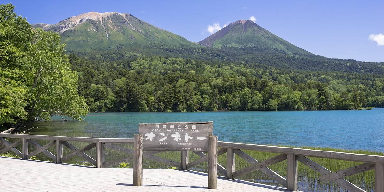 Parc national d'Akan - Kushiro - Japon