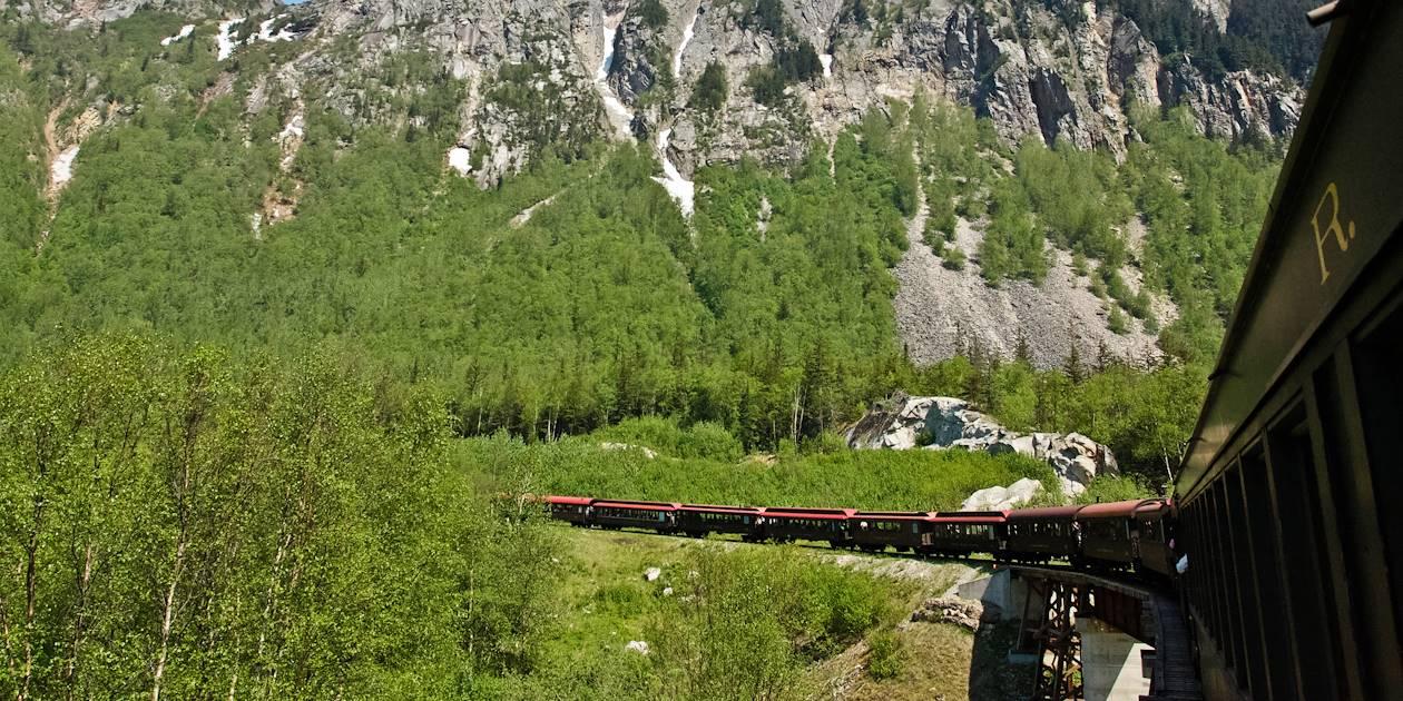White Pass and Yukon Route - Alaska - Etats-Unis