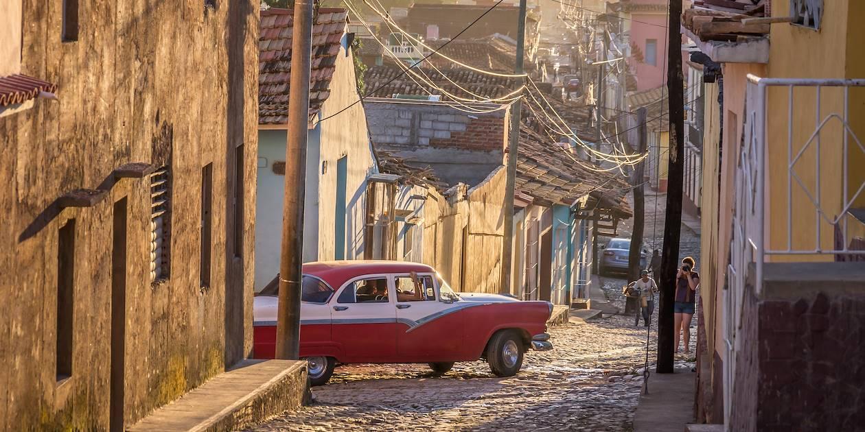 Rue de Trinidad - Cuba