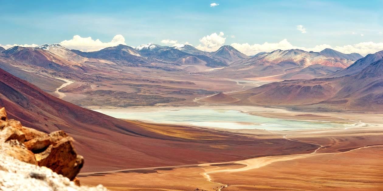 Désert d'Atacama - Région d'Antofagasta - Chili