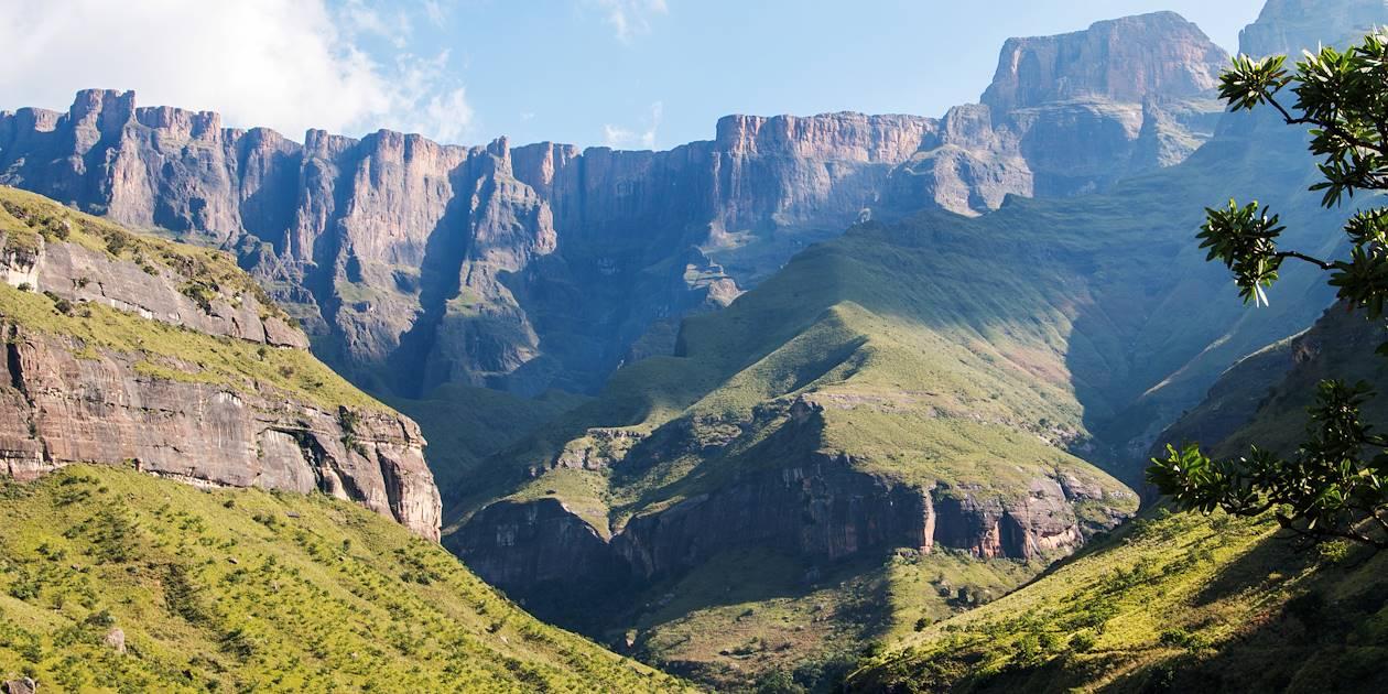 Amphithéâtre du Drakensberg - KwaZulu-Natal - Afrique du Sud