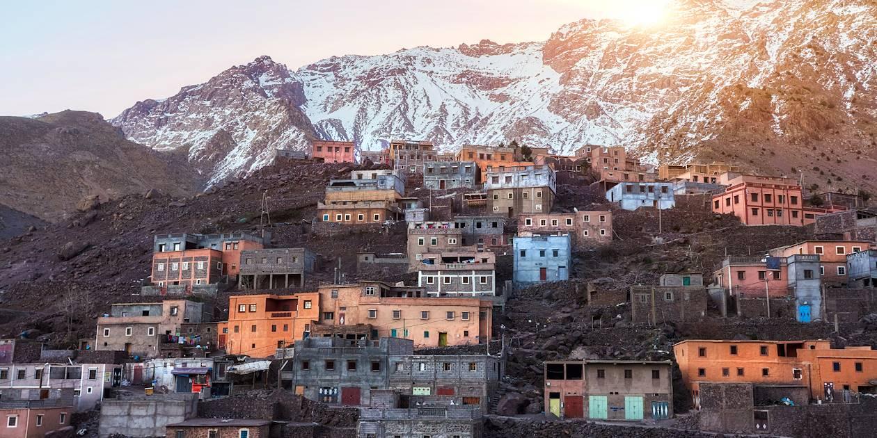 Imlil - Haut Atlas - Maroc