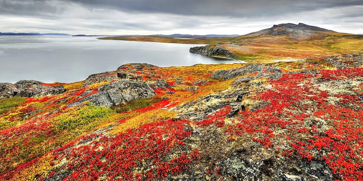 Passage du Nord-Ouest - Nunavut - Canada