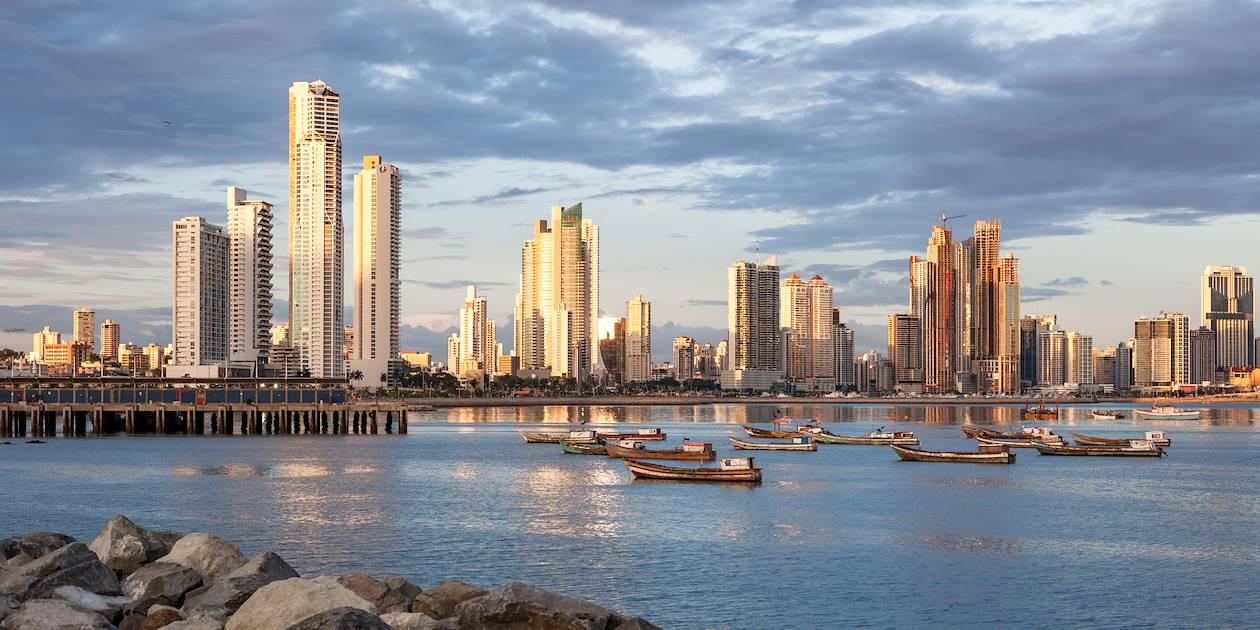 Gratte-ciels de Panama city - Panama